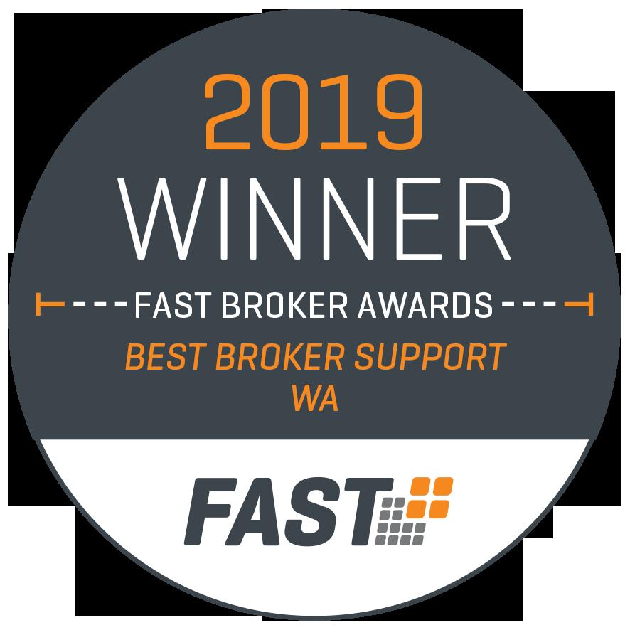 Fast 2019 Broker Award