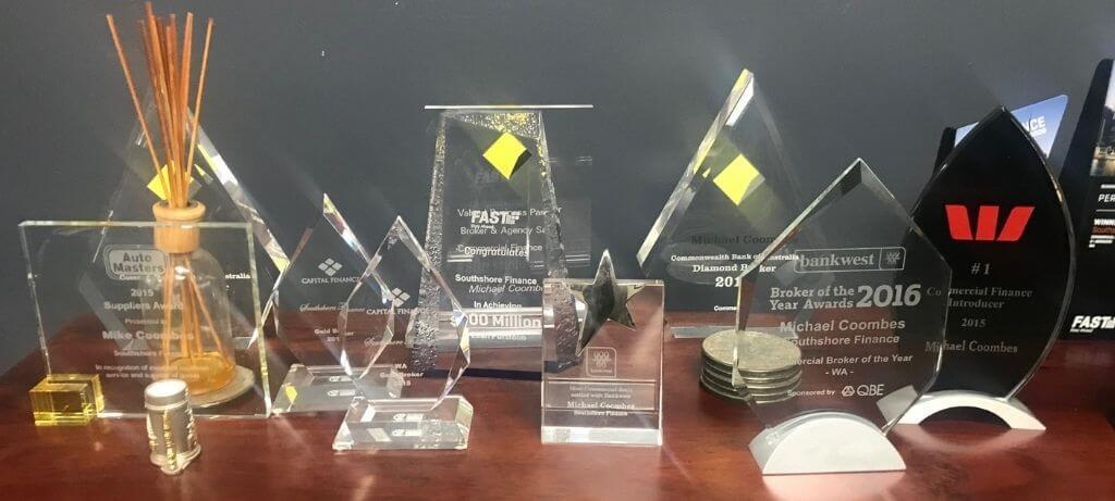 Awards Showcase